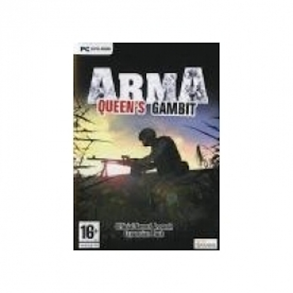 ARMA Armed Assault Queens Gambit Expansion Pack Game PC