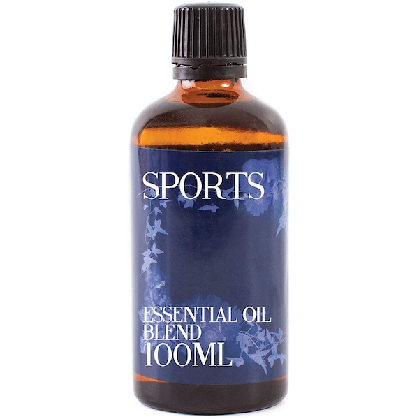 Mystic Moments Sports Essential Oil Blends 10ml