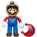 Captain Mario Red Power Moon (World Of Nintendo) Action Figure - Image 2