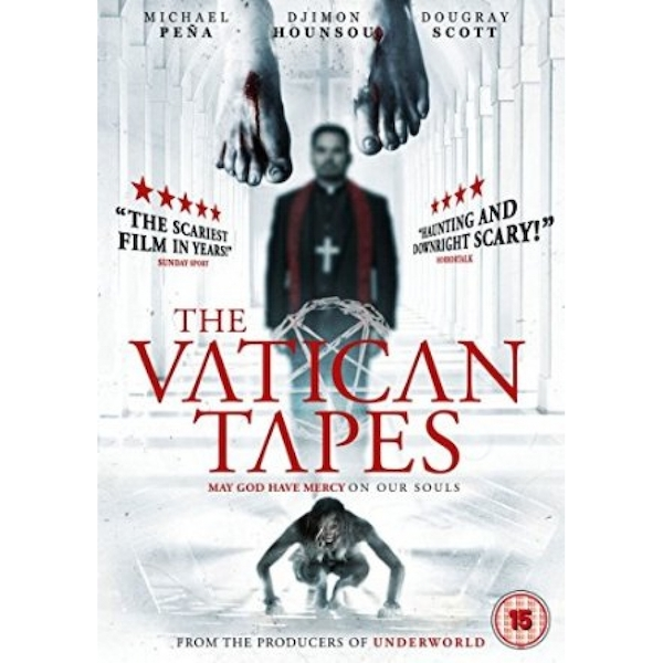 The Vatican Tapes DVD