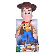 Disney Pixar Toy Story 4 Woody 10 Inch  Soft Toy