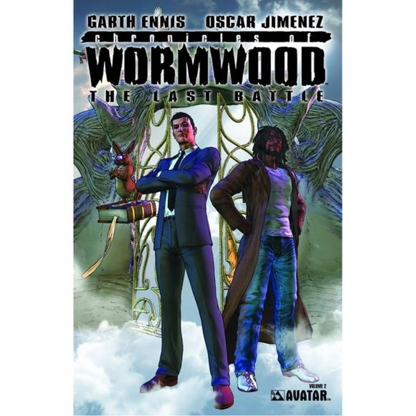 Chronicles of Wormwood Volume 2: Last Battle
