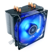 Antec A40 Pro Universal Socket 92mm PWM 2200RPM Blue LED Fan CPU Cooler