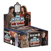 Doctor Who Alien Attax 2 Case of 24