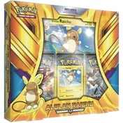 Pokemon TCG Alolan Raichu Collection Box