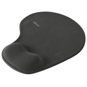 Trust Bigfoot Gel Mouse Pad Black 16977
