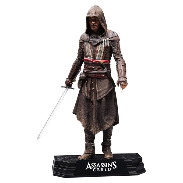 Aguilar (Assassin's Creed Movie) McFarlane 7 Inch Figure