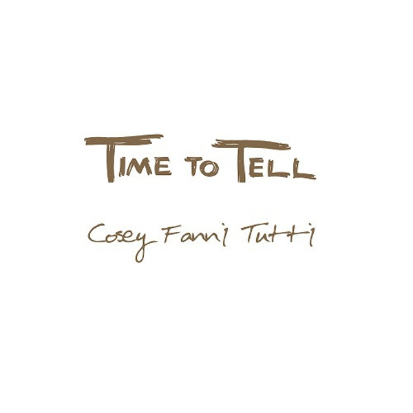 Cosey Fanni Tutti ‎- Time To Tell Deluxe Edition Vinyl