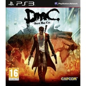 DmC Devil May Cry Game PS3