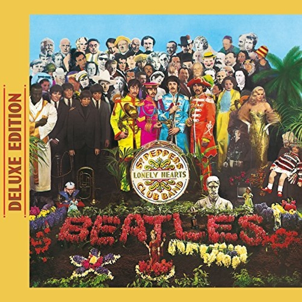 Beatles - Sgt. Pepper's Lonely Hearts Club Band Music CD