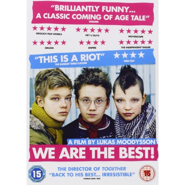 We Are The Best! [DVD]