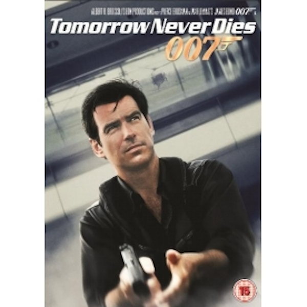 Tomorrow Never Dies DVD