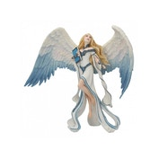 Light Messenger Angel Statue