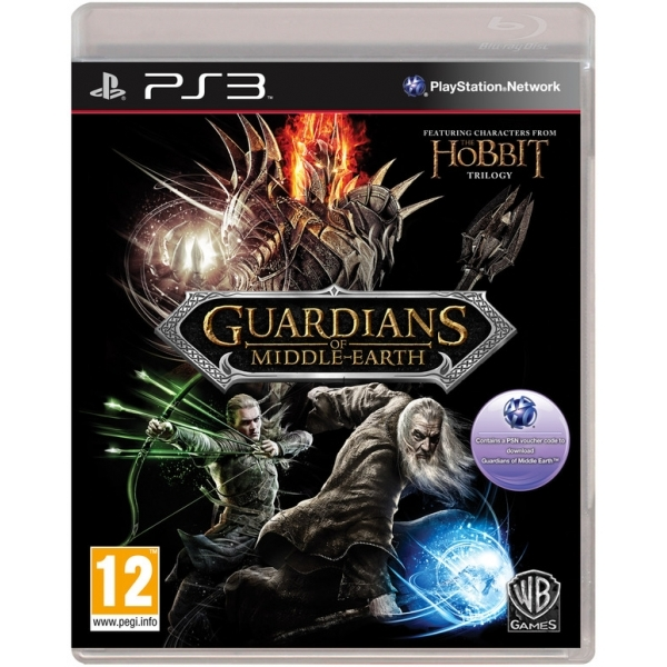 Lord Of The Rings LOTR Guardians Of Middle Earth Game PS3