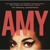 AMY Soundtrack CD