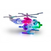 Laser Pegs Helicopter, 6 in 1 Kit