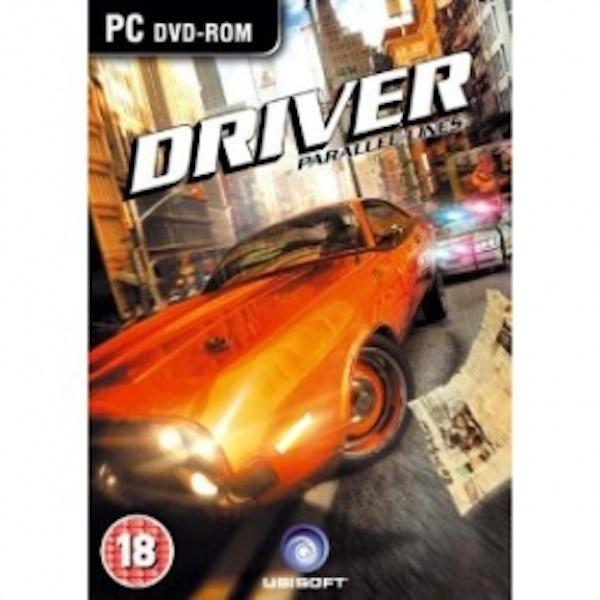 Driver Parallel Lines Game PC - Image 1