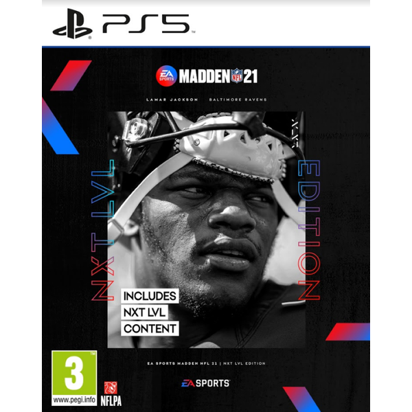 Madden NFL 21  NXT LVL Edition PS5 Game