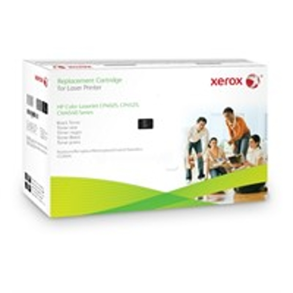 Xerox 106R02185 compatible Toner black, 8.5K pages @ 5% coverage (replaces HP 647A)