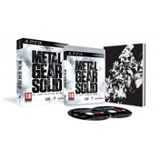 Ex-Display Metal Gear Solid The Legacy Collection Game PS3 (Australian Version) Used - Like New