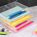 Acrylic Stationery & Paper Drawers Acrylic Stationery Drawers (A5) Pukkr - Image 4