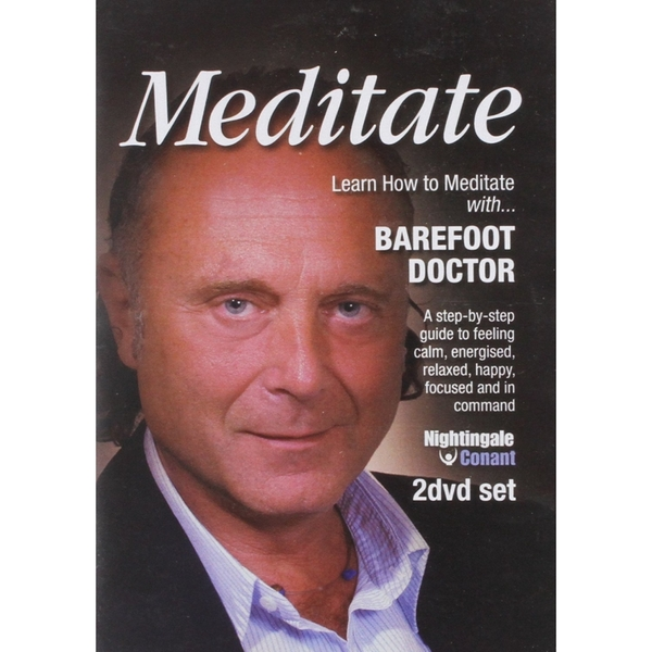 Meditate with Barefoot Doctor DVD