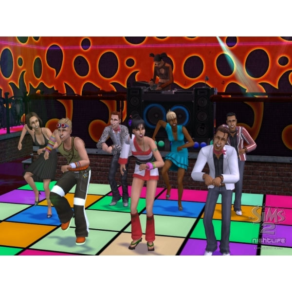 The Sims 2 Nightlife Game PC - Image 2
