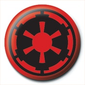 Star Wars - Empire Symbol Badge