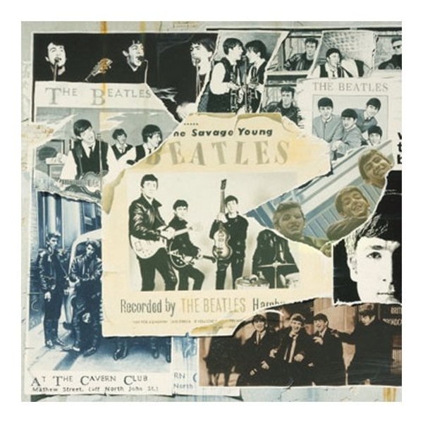 The Beatles - Anthology 1 Greetings Card