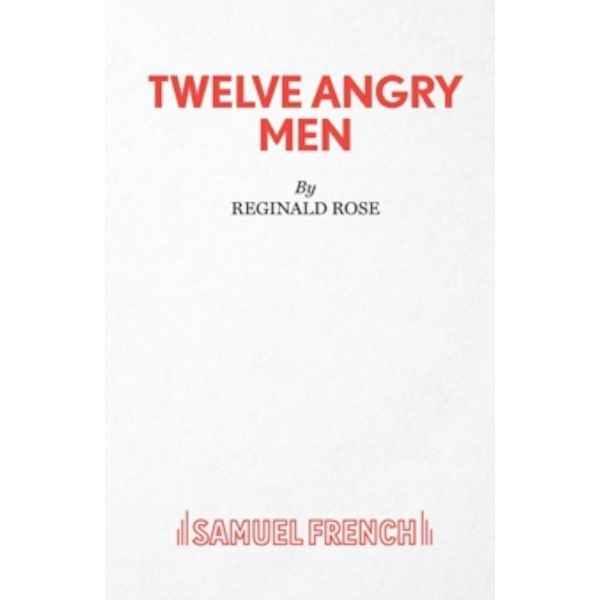 Twelve Angry Men by Reginald Rose (Paperback, 2016)