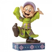 Dopey Dance (Snow White) Disney Traditions Figurine