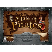 Ex-Display A Tale of Pirates Board Game Used - Like New