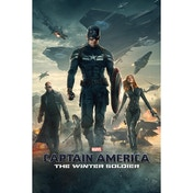 Captain America - Winter Soldier (one Sheet) Maxi Poster