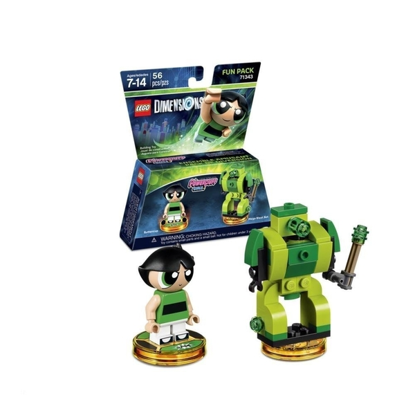 Powerpuff Girls Lego Dimensions Fun Pack