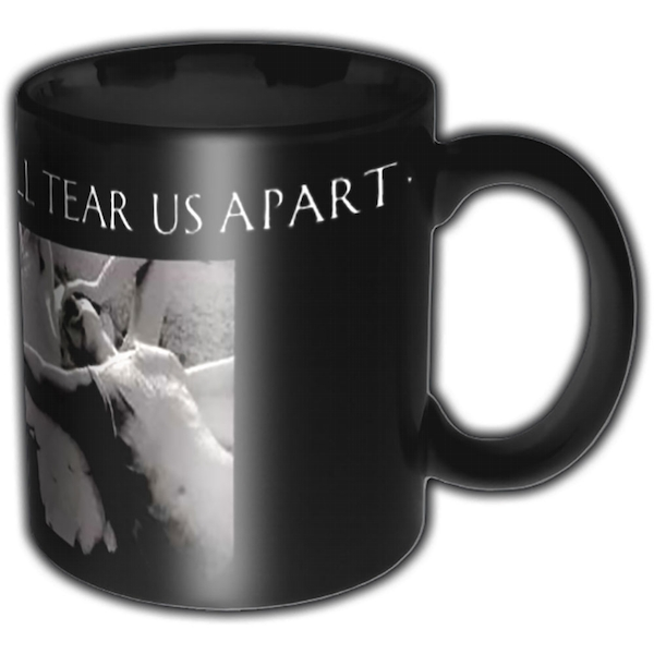 Joy Division - Love will tear us apart Boxed Standard Mug
