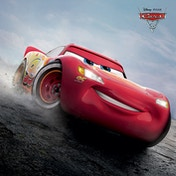 Cars 3 - Lightning Canvas