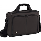 Wenger Source 14inch Laptop Briefcase with Tablet Pocket Grey