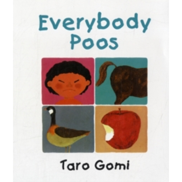 Everybody Poos Mini Edition by Taro Gomi (Hardback, 2012)