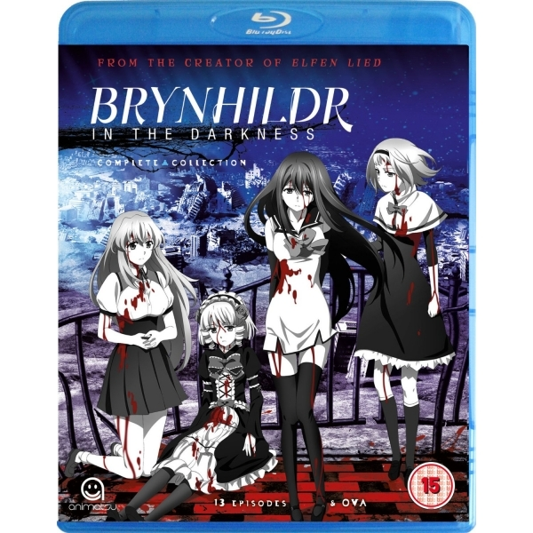 Brynhildr In The Darkness - Complete Collection Blu-ray