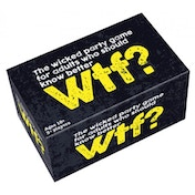 WTF? Party Card Game