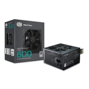 Cooler Master MasterWatt Lite V2 600W 120mm Silent HDB Fan 80 PLUS Certified PSU