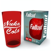 Fallout Nuka Cola Coloured Glass Premium Large Glass