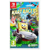 Nickelodeon Kart Racers Nintendo Switch Game