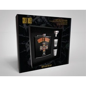 Guns N Roses - Cross Hip Flask Gift Set