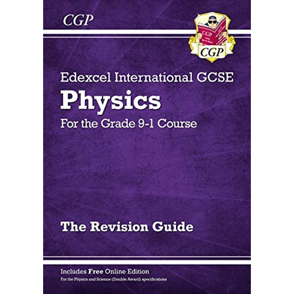 New Grade 9-1 Edexcel International GCSE Physics: Revision Guide with Online Edition by CGP Books (Paperback, 2017)
