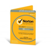 Norton Security Premium 3.0 25GB, 1 User, 10 Devices, 12 Months License Card (PC/Mac)