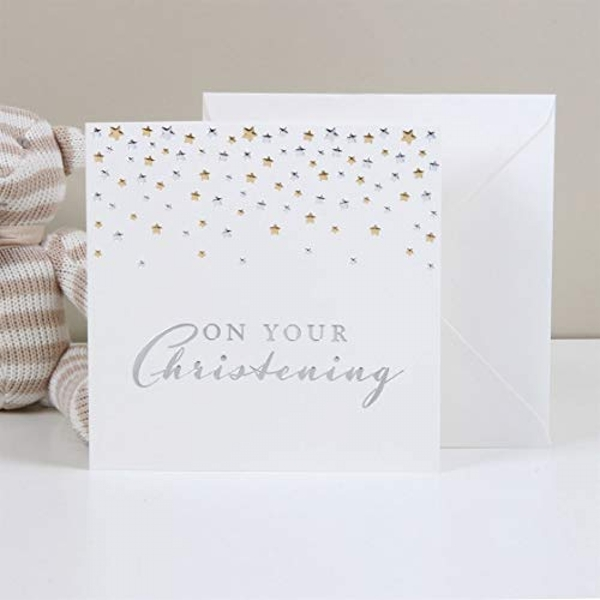 Bambino Deluxe Card - On Your Christening