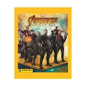 Marvel Avengers Infinity War Sticker Collection (50 Packs)