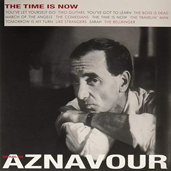 Charles Aznavour - The Time Is Now Vinyl