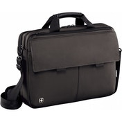 Wenger Route 16inch Laptop Messenger Bag with Tablet Pocket Grey